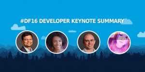 Developer Keynote Summary 2016 - Thinqloud