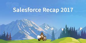 Salesforce Recap 2017 Thinqloud