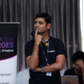 Amar Kulakarni - Salesforce Tech Lead - IoT Demo - Women Tech Heroes by Thinqlmoud