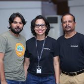Kiran Manyala - Jina Chetia - Avnash Bhokare - Salesforce Event in Pune - Women Tech Heroes by Thinqloud