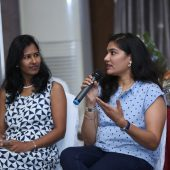 Shreyata Kachoriya - Manika Goyal Accenture - Women Tech Heores by Thinqloud