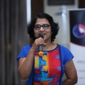 Shubhangi Bhokare - Learn to communicate through stories session at Women Tech Heroes by Thinqloud